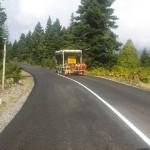 Road Kaloskopi - Vryzes