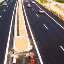Athens – Lamia highway section Iliki – Kastro and Kastro – Martino