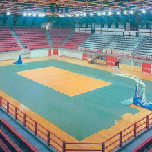 Patra's indoor stadium