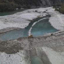 Προστασία πρανών της κοίτης του ποταμού Αράχθου από πλημμυρίδα φαινόμενα