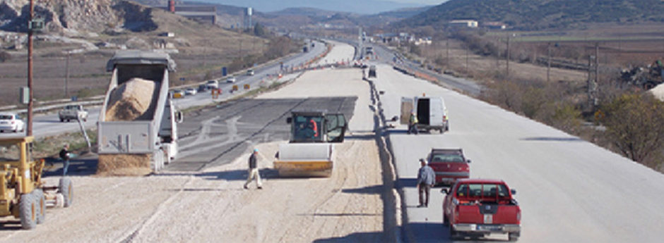 Βελτίωση οδικού τμήματος Α/Κ Βελεστίνου - Βόλος από Χ.Θ. 0+489 έως 3+489